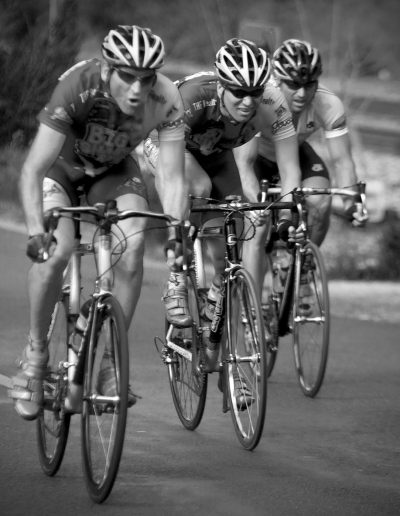 Webster bike race 11 B&W