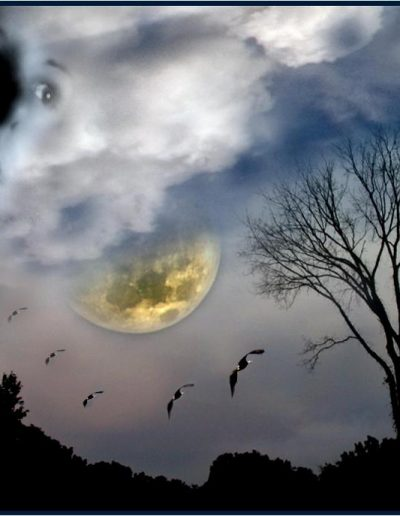 mystic full moon